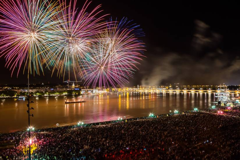 Photo Évènements : Évènements - Bordeaux fête le vin #1
