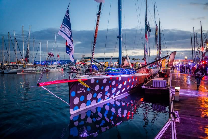 Photo Évènements : Évènements - Vendée Globe 2016-2017 #11