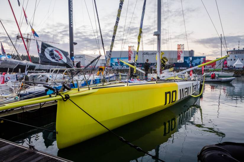 Photo Évènements : Évènements - Vendée Globe 2016-2017 #16