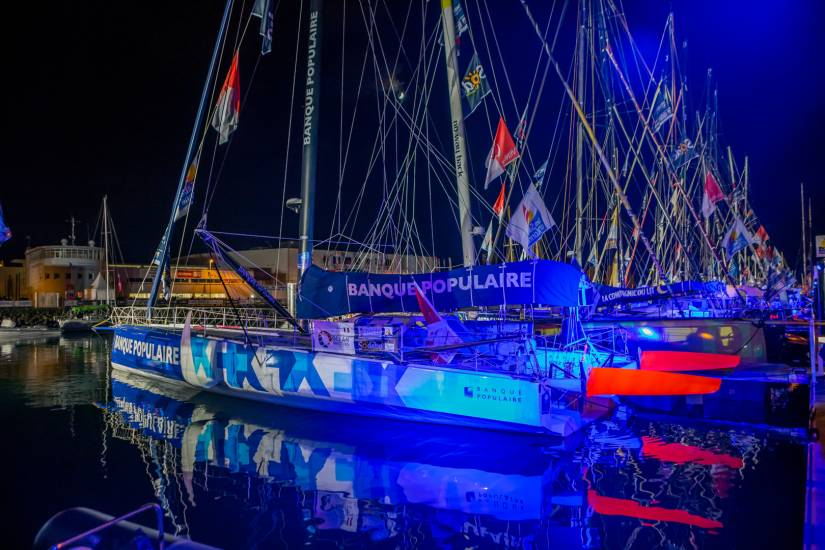 Photo Évènements : Évènements - Vendée Globe 2016-2017 #2