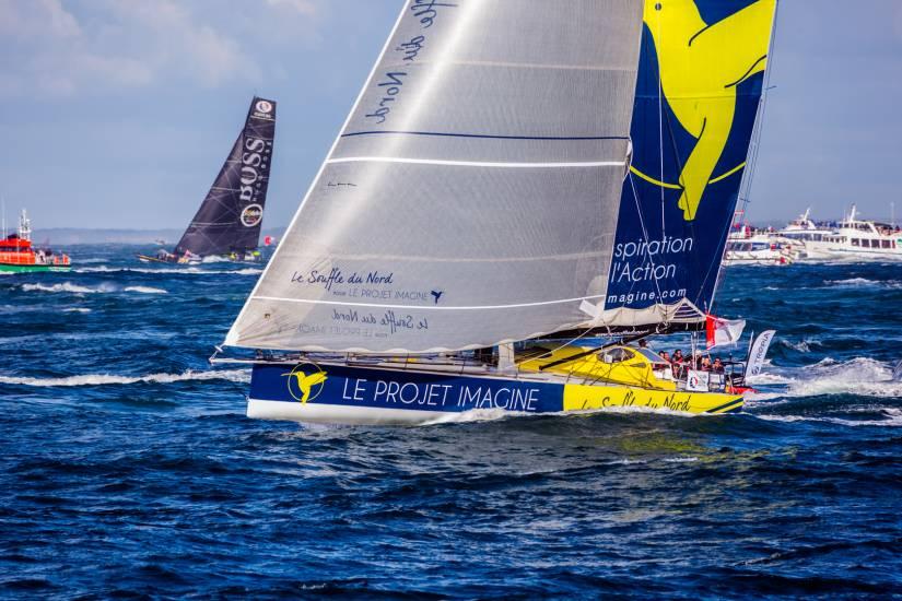 Photo Évènements : Évènements - Vendée Globe 2016-2017 #38