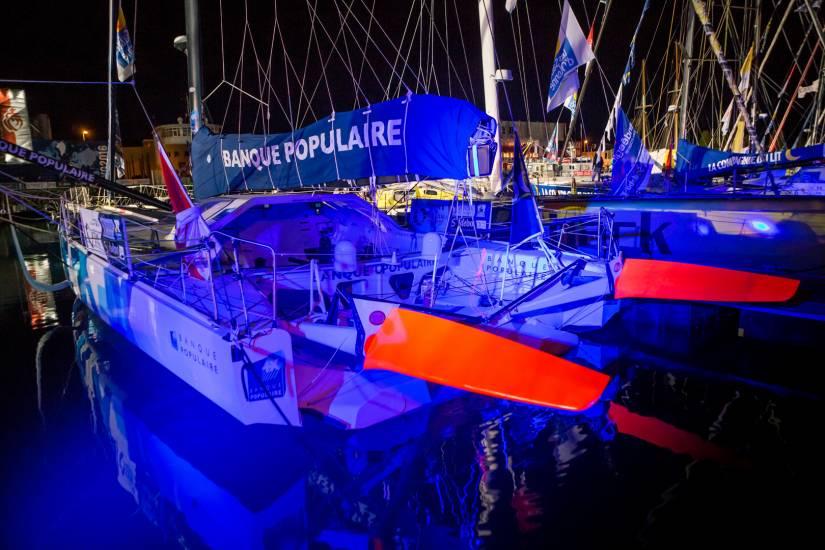 Photo Évènements : Évènements - Vendée Globe 2016-2017 #4