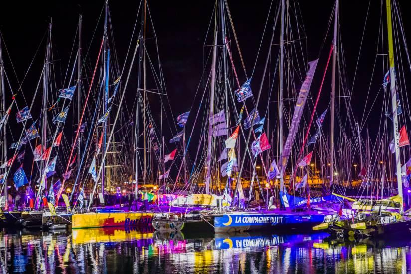Photo Évènements : Évènements - Vendée Globe 2016-2017 #7