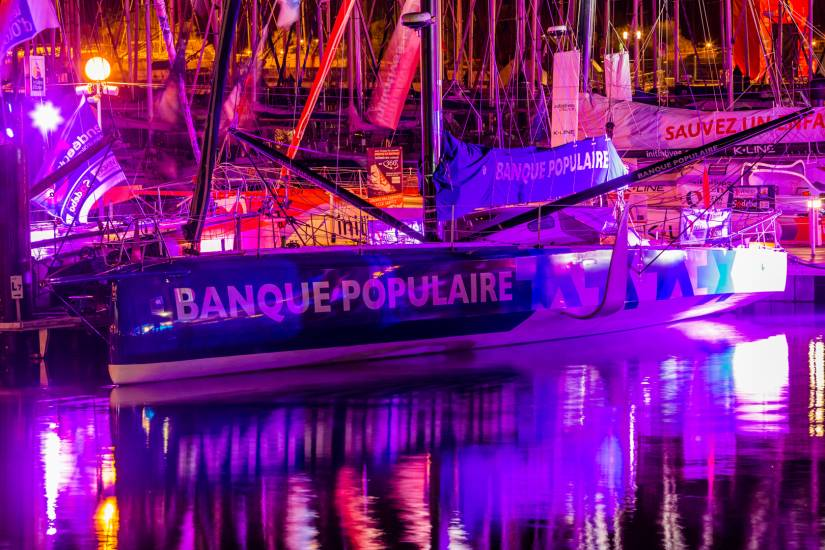 Photo Évènements : Évènements - Vendée Globe 2016-2017 #9