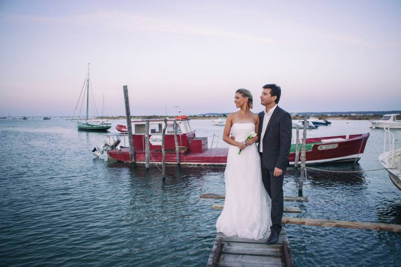 Photo Portraits & Mariages : Mariages - Elise et Romain #1