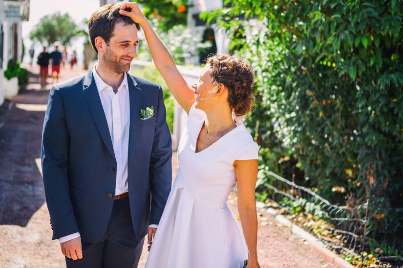 Photo Portraits & Mariages : Mariages - Nicolas et Laure #2