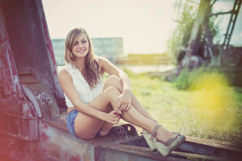 Photo Portraits & Mariages : Portraits - Roxane #3