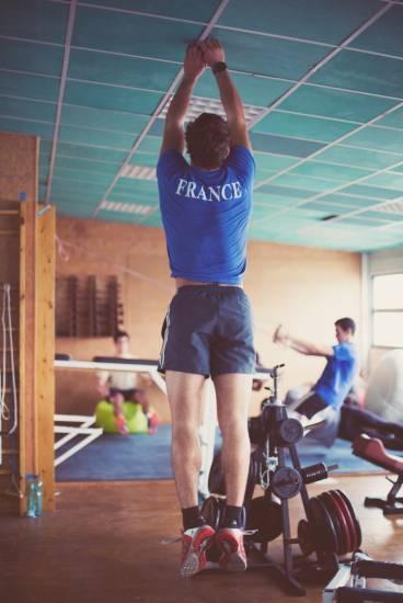 Photo Sport : Sport - Pole France - Laser #2