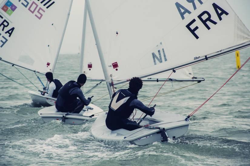 Photo Sport : Sport - Pole France - Laser #4