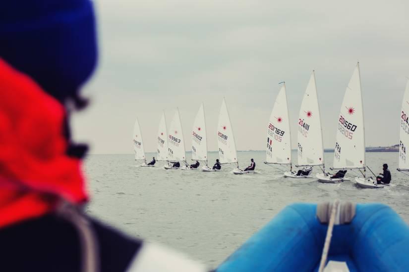Photo Sport : Sport - Pole France - Laser #5