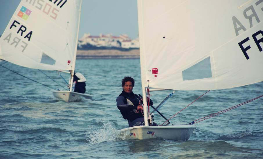 Photo Sport : Sport - Pole France - Laser #6