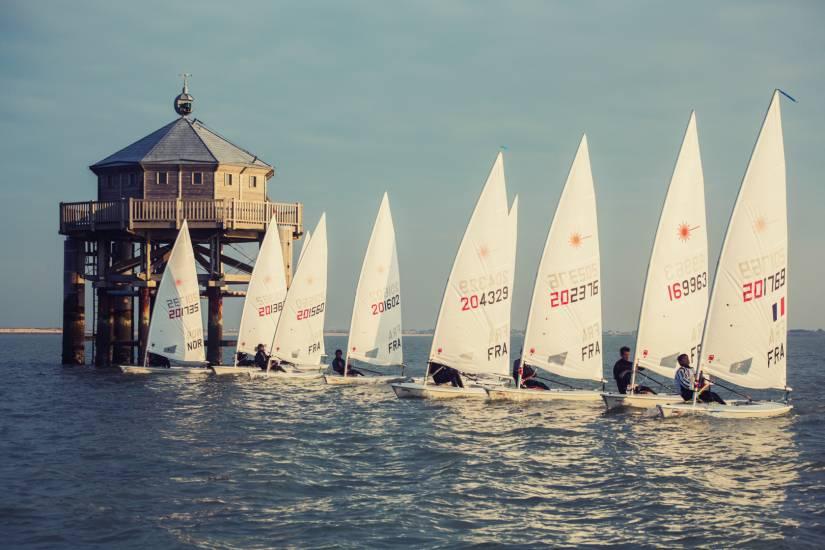 Photo Sport : Sport - Pole France - Laser #7