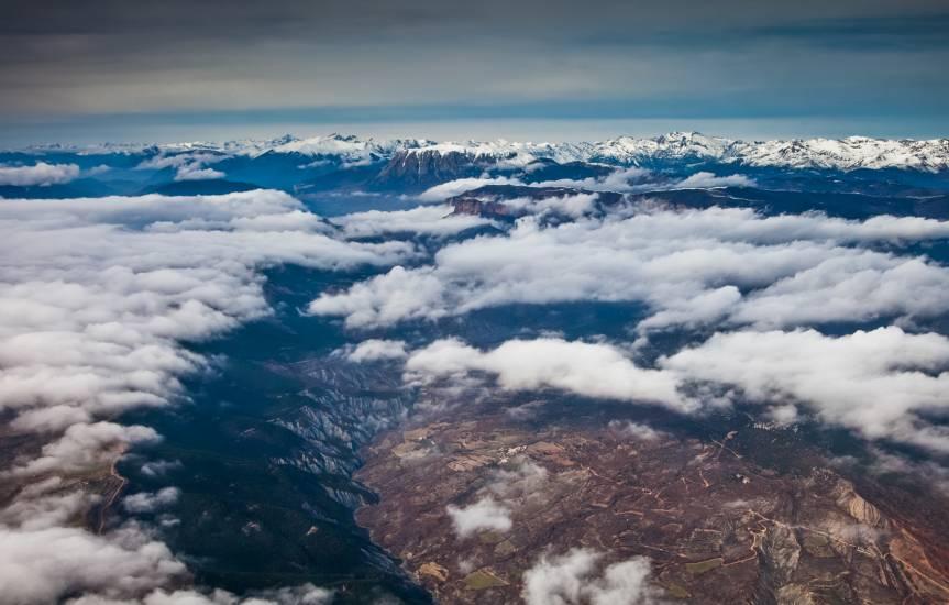 Photo Voyages : Espagne - Aérien #4