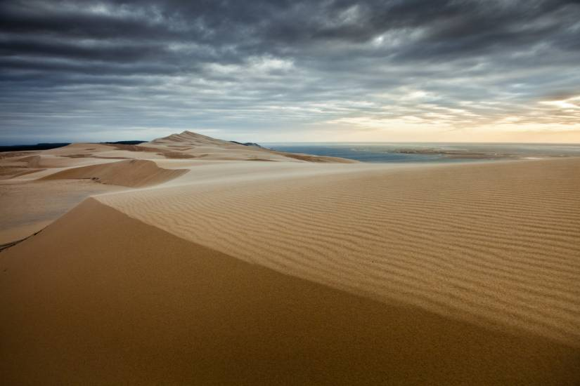 Photo Bassin d'Arcachon : Bassin d'Arcachon - Dune du Pilat #7