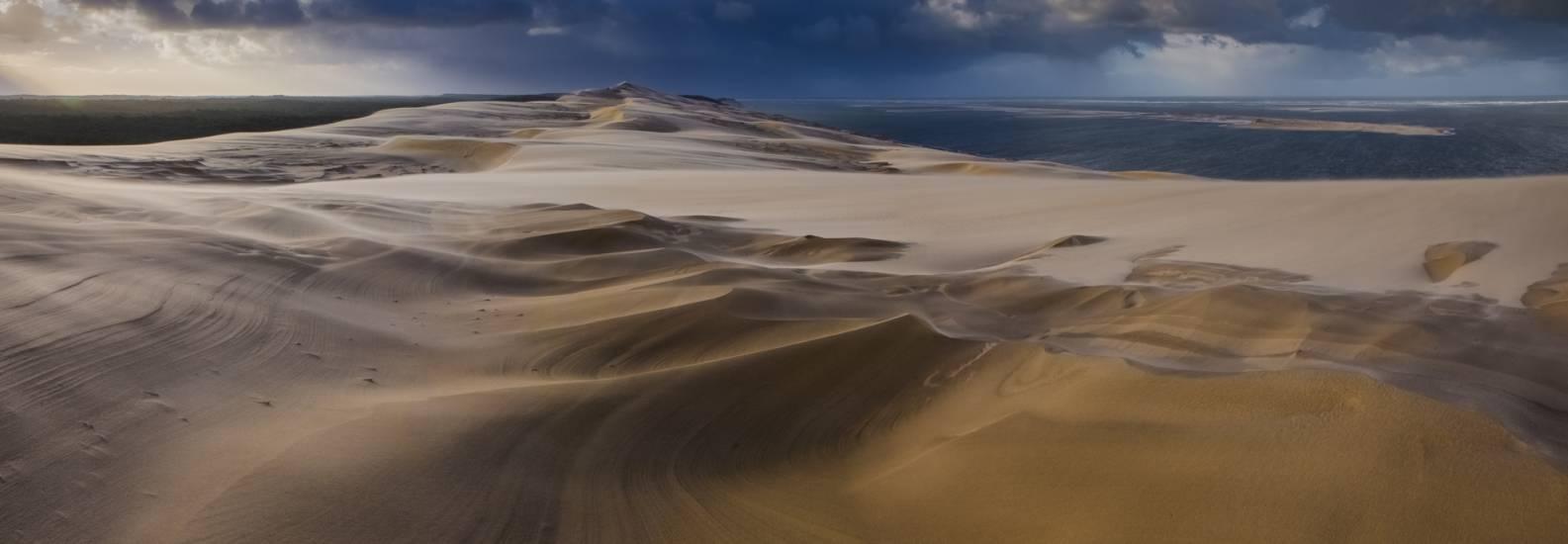 Photo Bassin d'Arcachon : Bassin d'Arcachon - Dune du Pilat #9