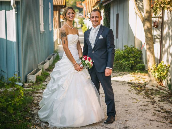 Photo Portraits & Mariages : Mariages - Marine & Greg #6