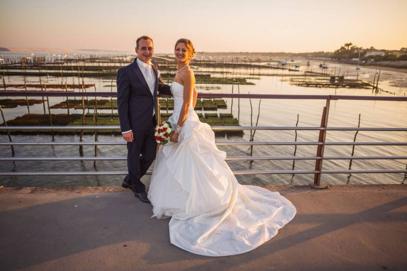 Photo Portraits & Mariages : Mariages - Marine & Greg #8