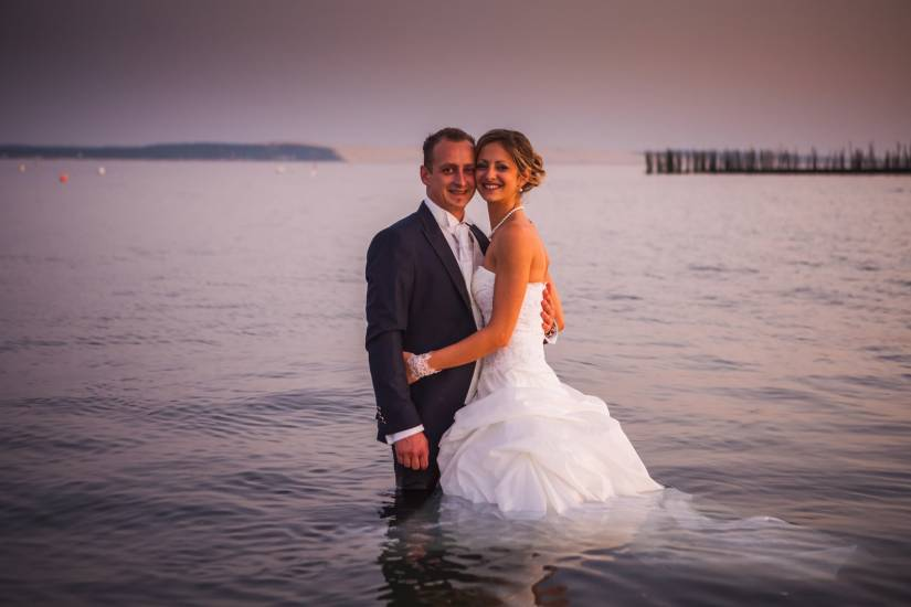 Photo Portraits & Mariages : Mariages - Marine & Greg #13