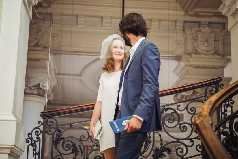 Photo Portraits & Mariages : Mariages - Sara & JS #1