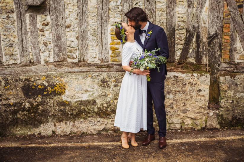 Photo Portraits & Mariages : Mariages - Sara & JS #10
