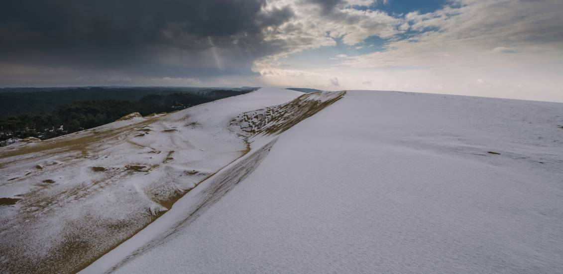 Photo Bassin d'Arcachon : Dune du Pilat #55