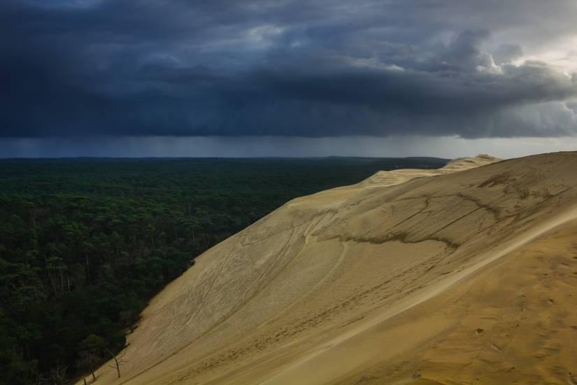 Photo Bassin d'Arcachon : Dune du Pilat #62