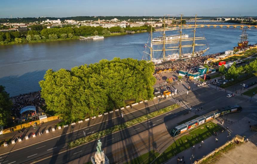 Photo Évènements : Bordeaux fête le vin #18