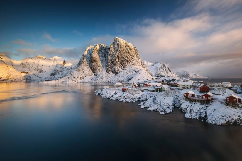 Photo Voyages : Norvège - Iles Lofoten #9