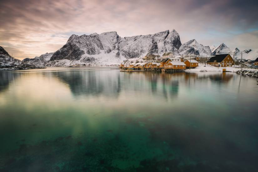 Photo Voyages : Norvège - Iles Lofoten #12