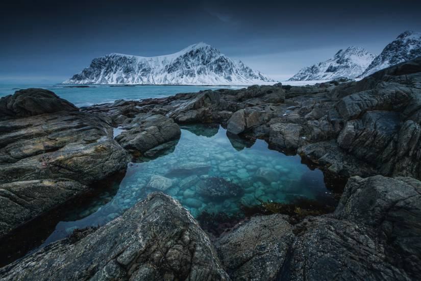 Photo Voyages : Norvège - Iles Lofoten #16