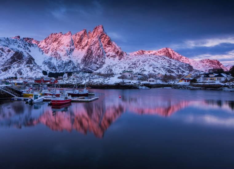 Photo Voyages : Norvège - Iles Lofoten #17