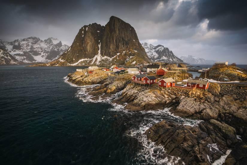 Photo Voyages : Norvège - Iles Lofoten #25